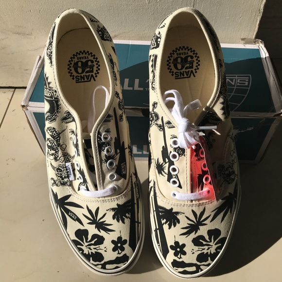 0a92469716 Vans authentic 50th anniversary shoes rare!